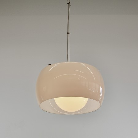 OMEGA (Grande)Ceiling Lamp by Vico MAGISTRETTI, 1962